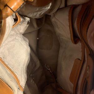Brown leather Michael Kors Bag